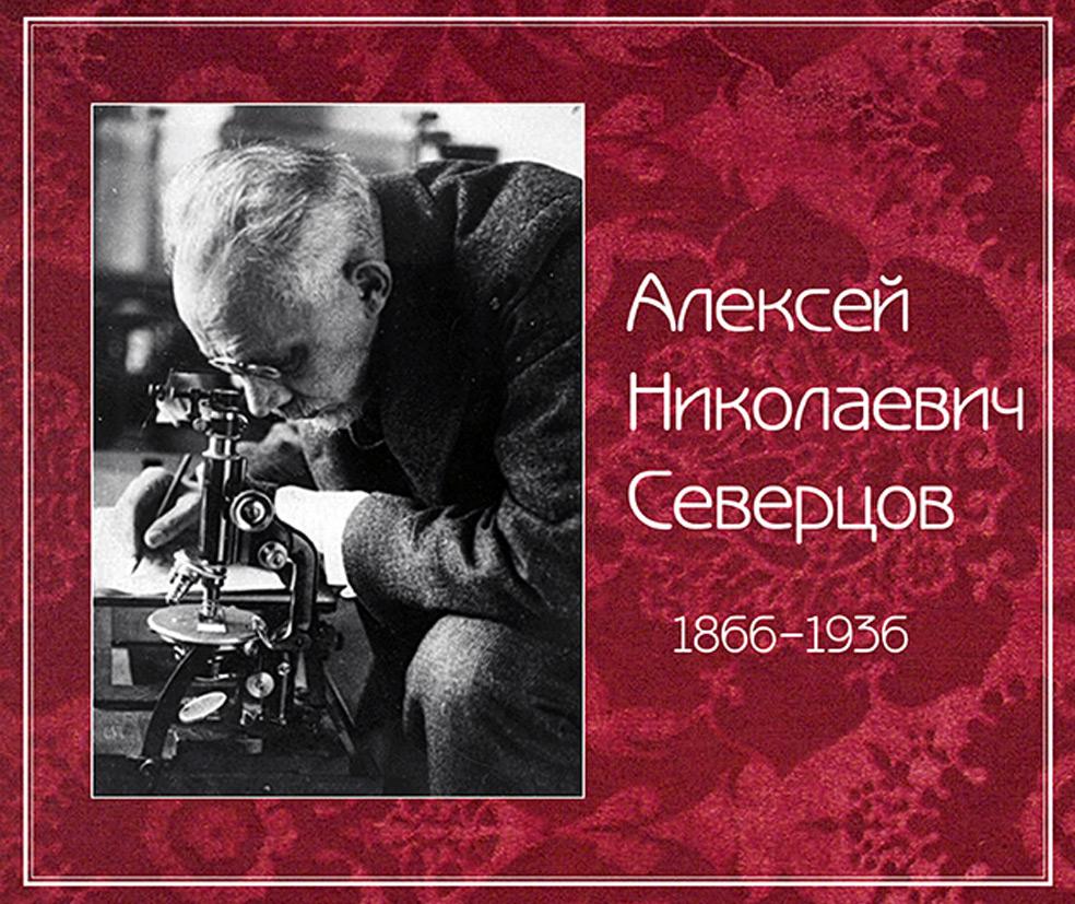 Алексей Николаевич Северцов