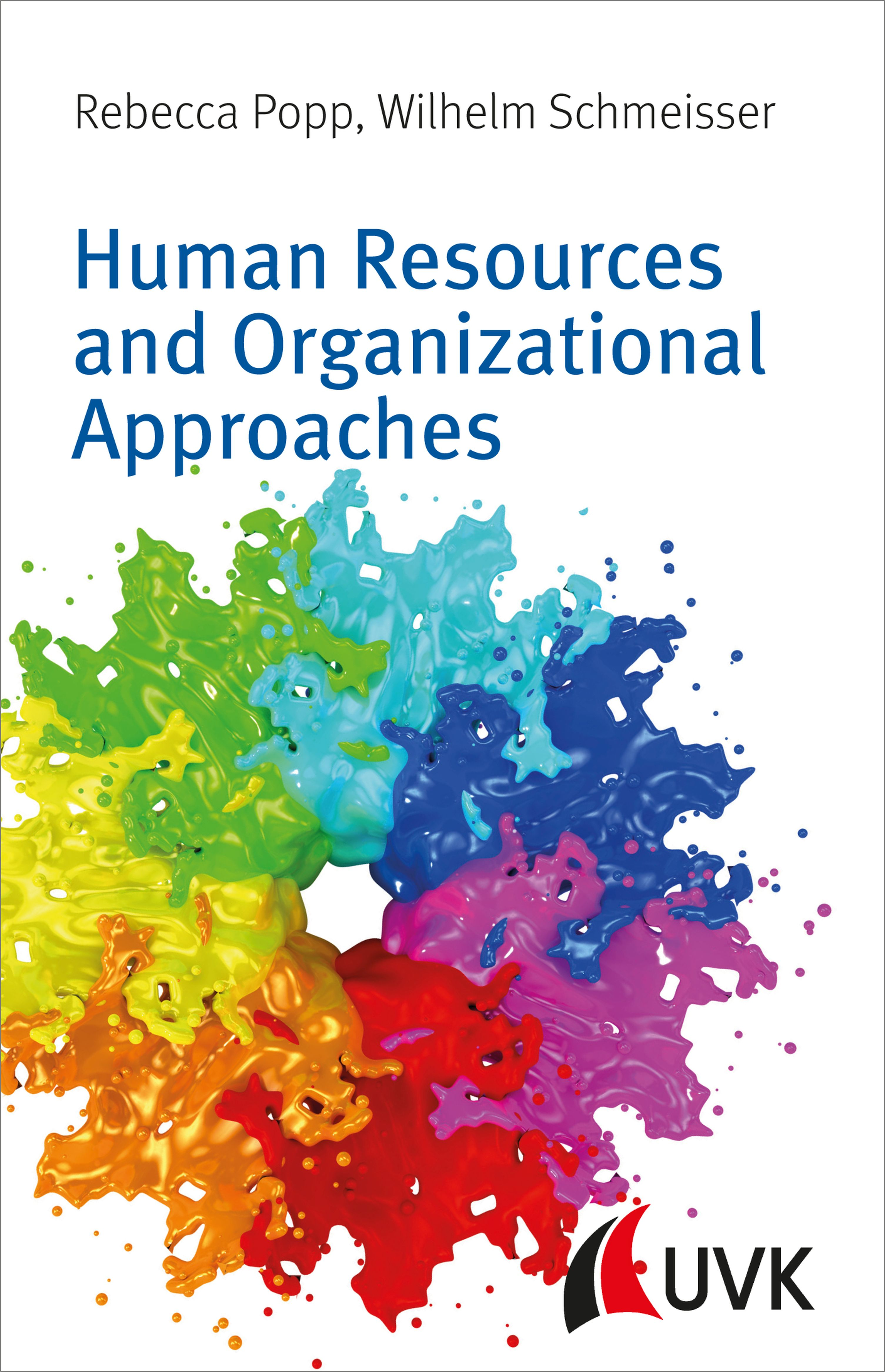 Wilhelm Schmeisser Human Resources and Organizational Approaches