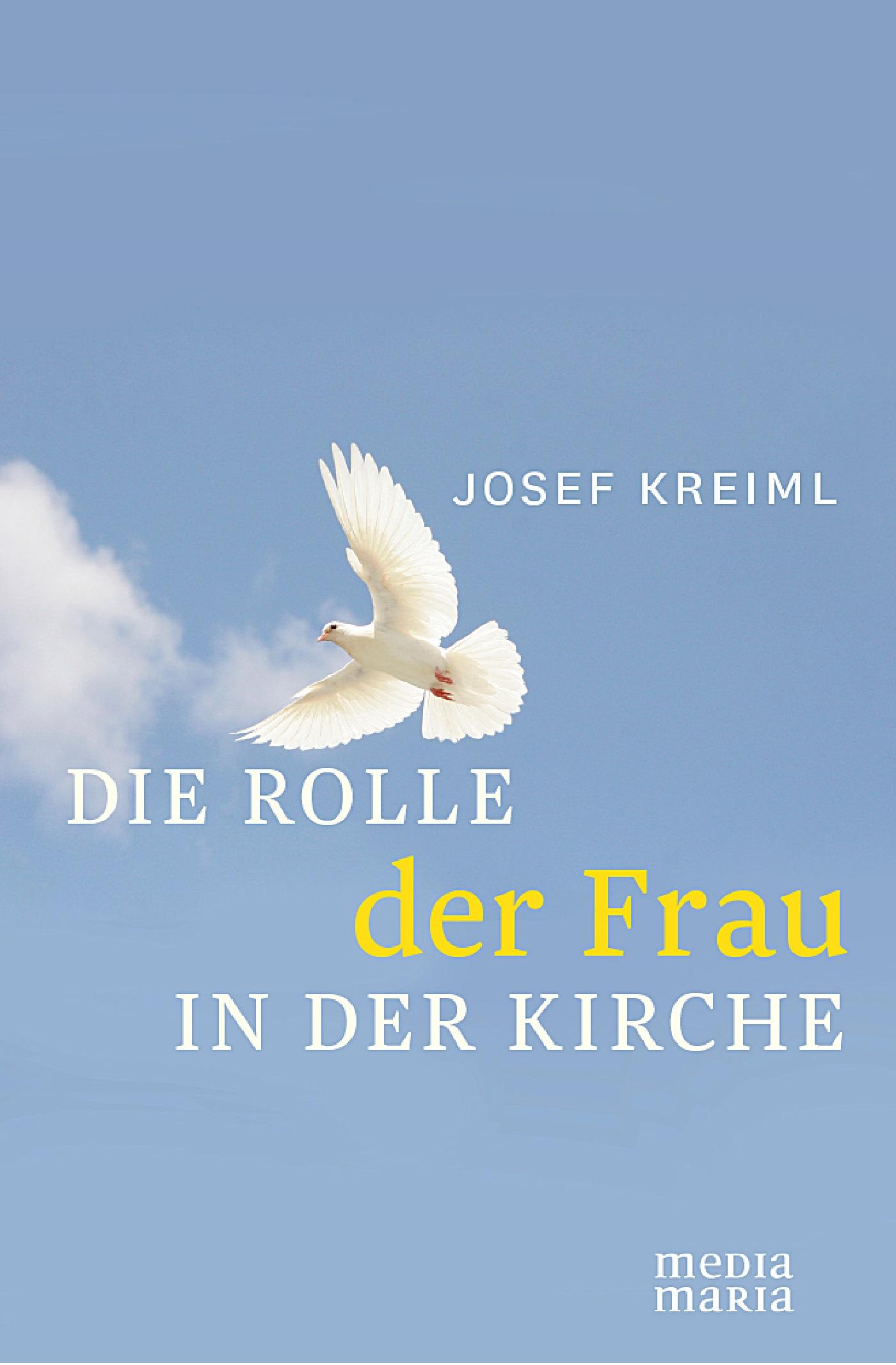 цена Josef Kreiml Die Rolle der Frau in der Kirche онлайн в 2017 году