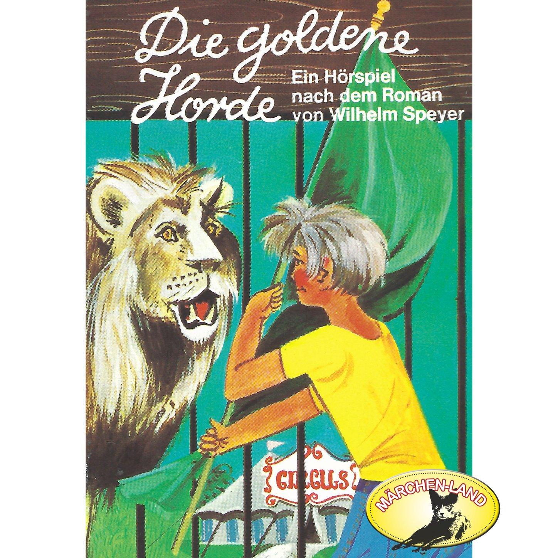 Wilhelm Speyer Wilhelm Speyer, Die goldene Horde wilhelm boeck picasso