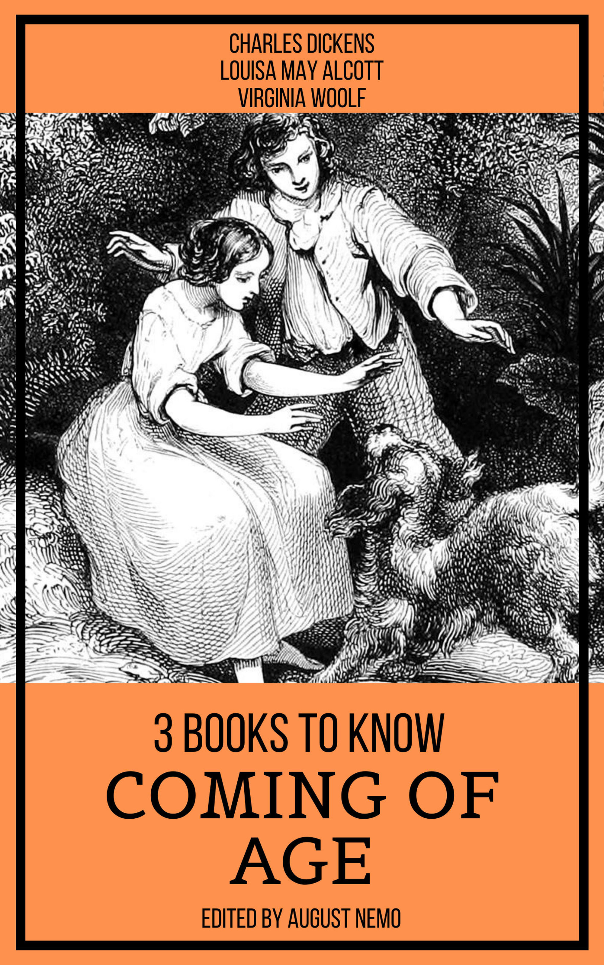 цена на Charles Dickens 3 books to know Coming of Age