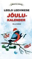 Heljo Mänd Leelo Leevikese jõulukalender leelo kassikäpp et õnn jääks