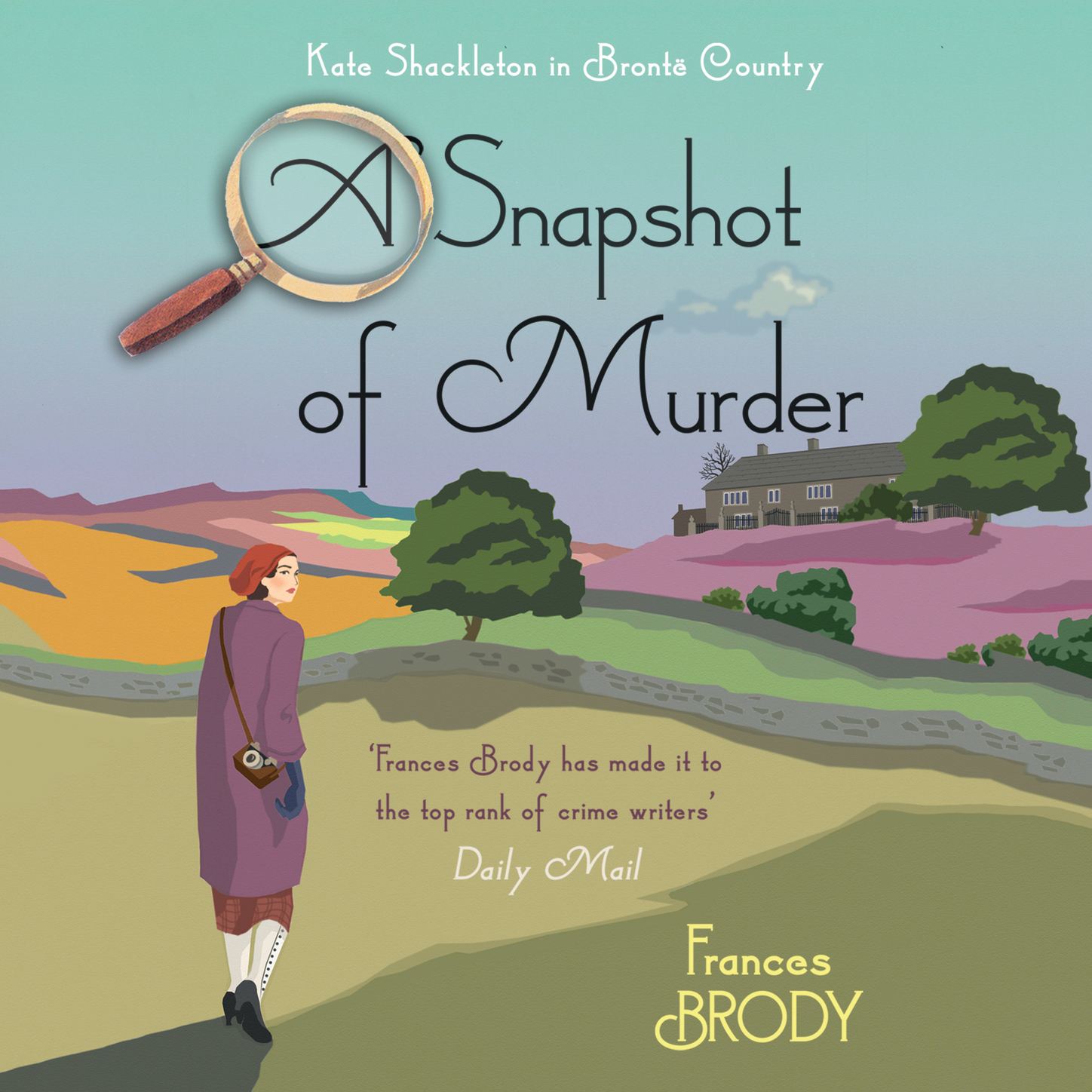 Frances Brody A Snapshot of Murder - A Kate Shackleton Mystery, Book 10 (Unabridged) a vision of murder