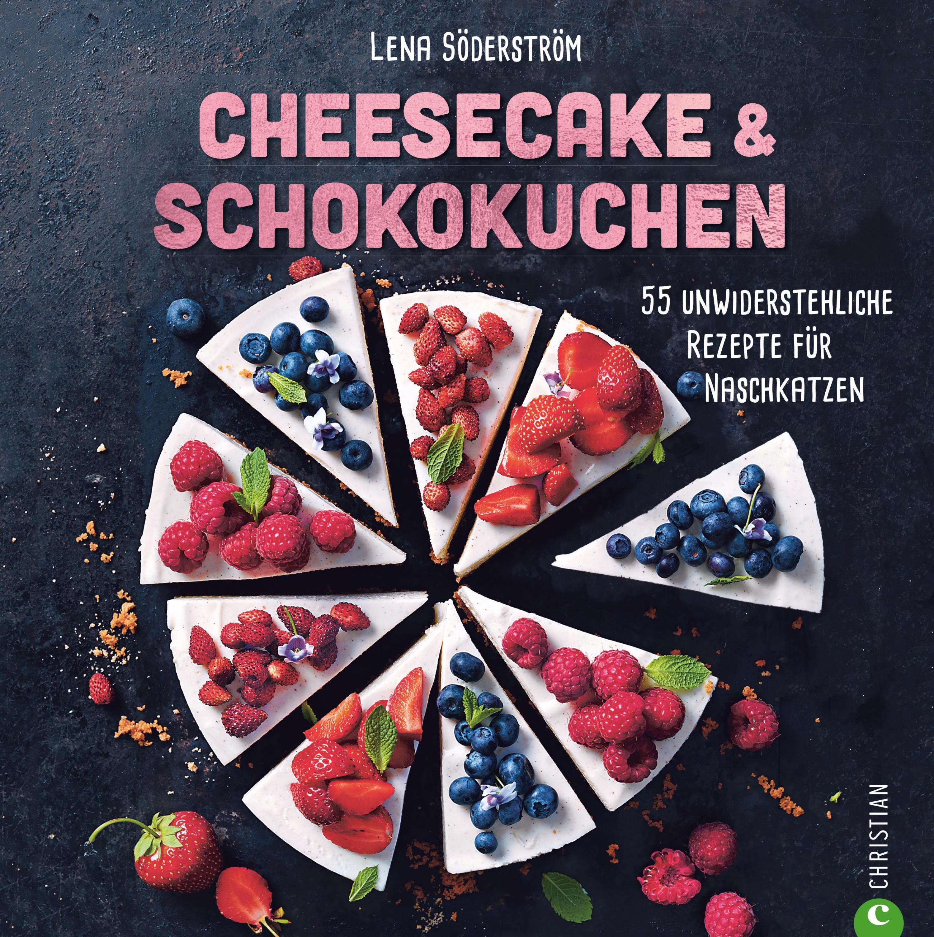 Lena Söderström Backbuch: Cheesecake & Schokokuchen - 55 unwiderstehliche Rezepte für Naschkatzen. цена 2017