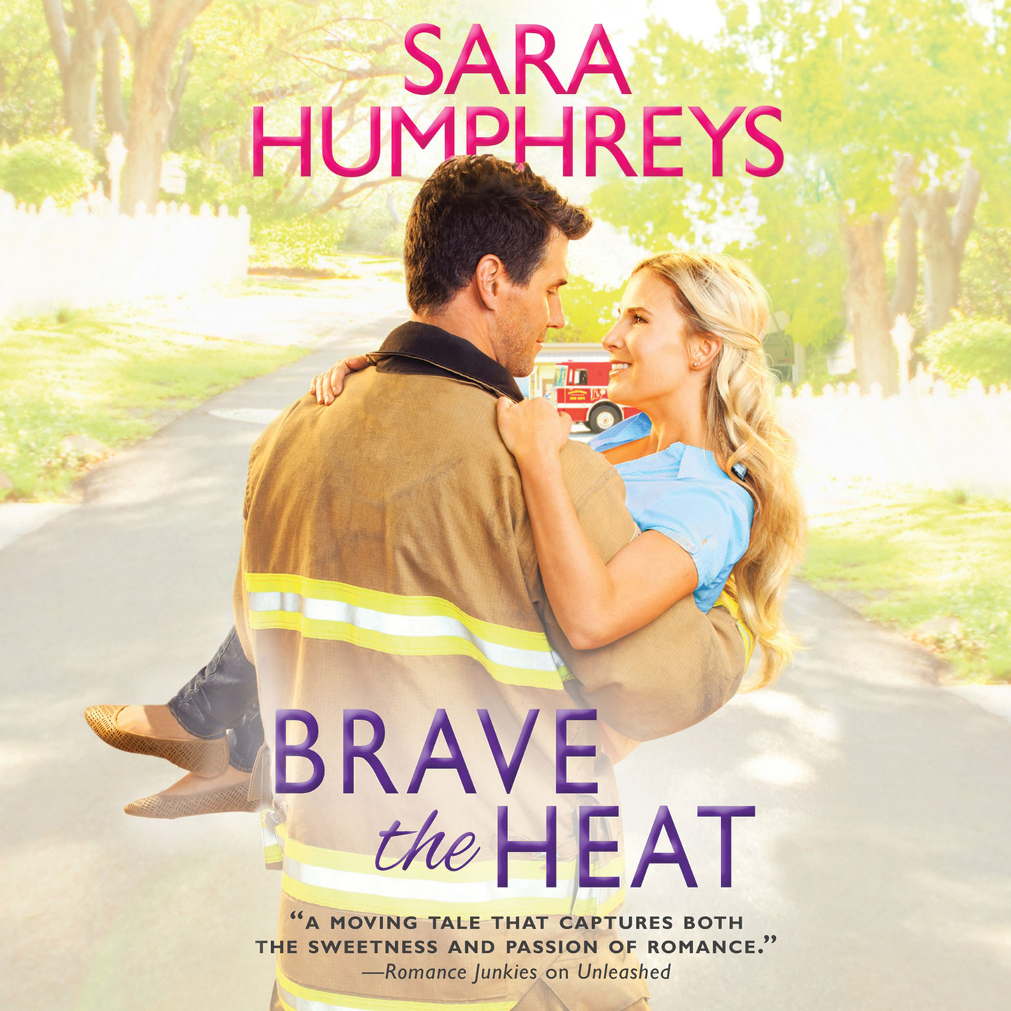 Sara Humphreys Brave the Heat - The McGuire Brothers 1 (Unabridged) духи diesel only the brave tattoo 1 5ml