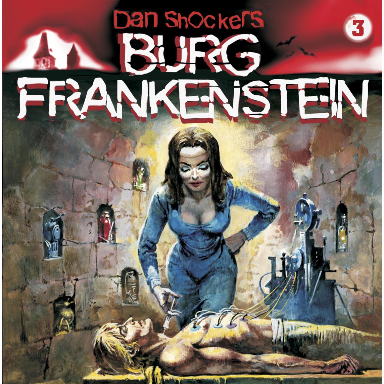 Thomas Birker Dan Shockers Burg Frankenstein, Folge 3: Die Horror-Braut von Burg Frankenstein недорого