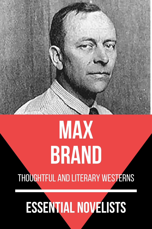 essential novelists max brand