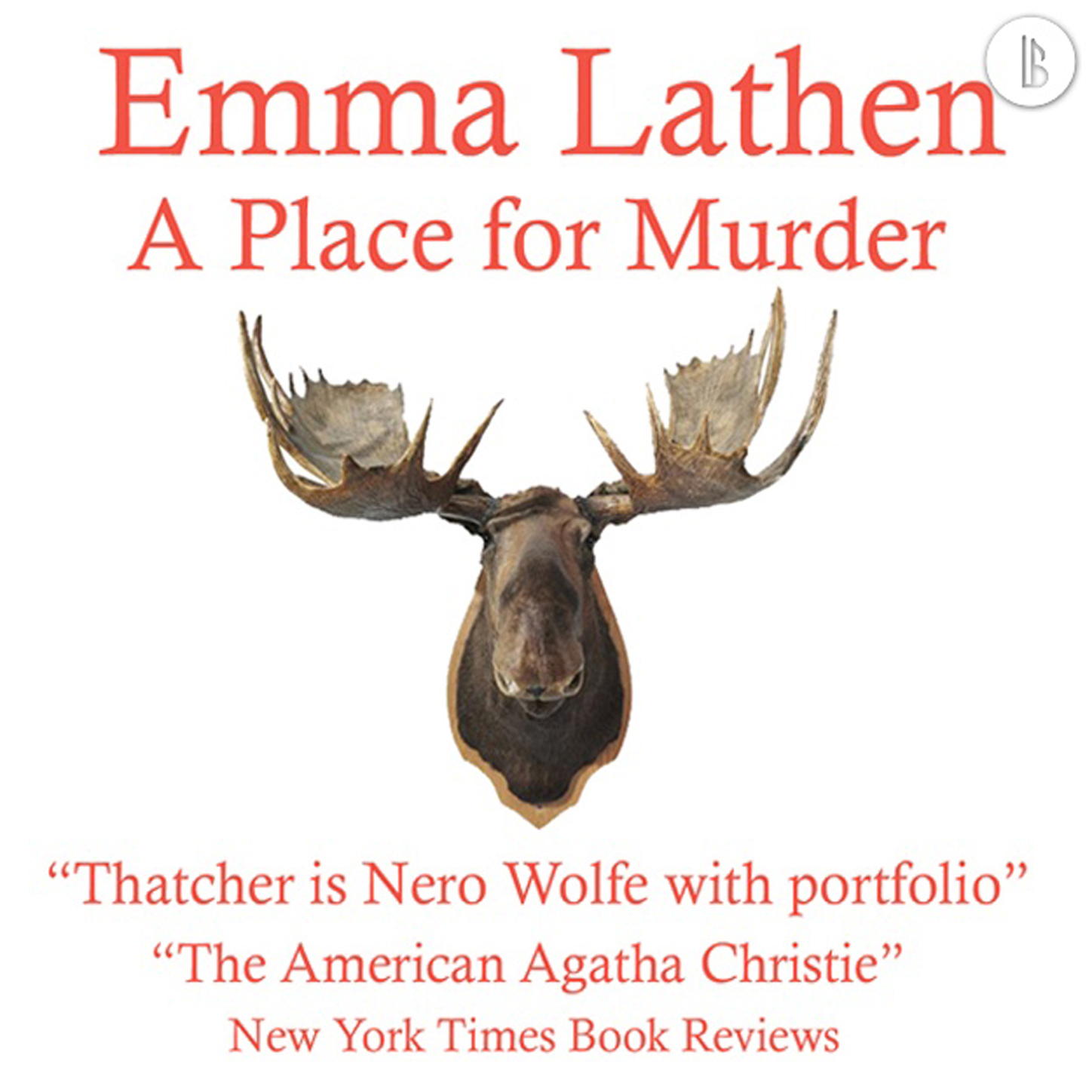 Emma Lathen A Place for Murder - The Emma Lathen Booktrack Edition, Book 2 emma 2