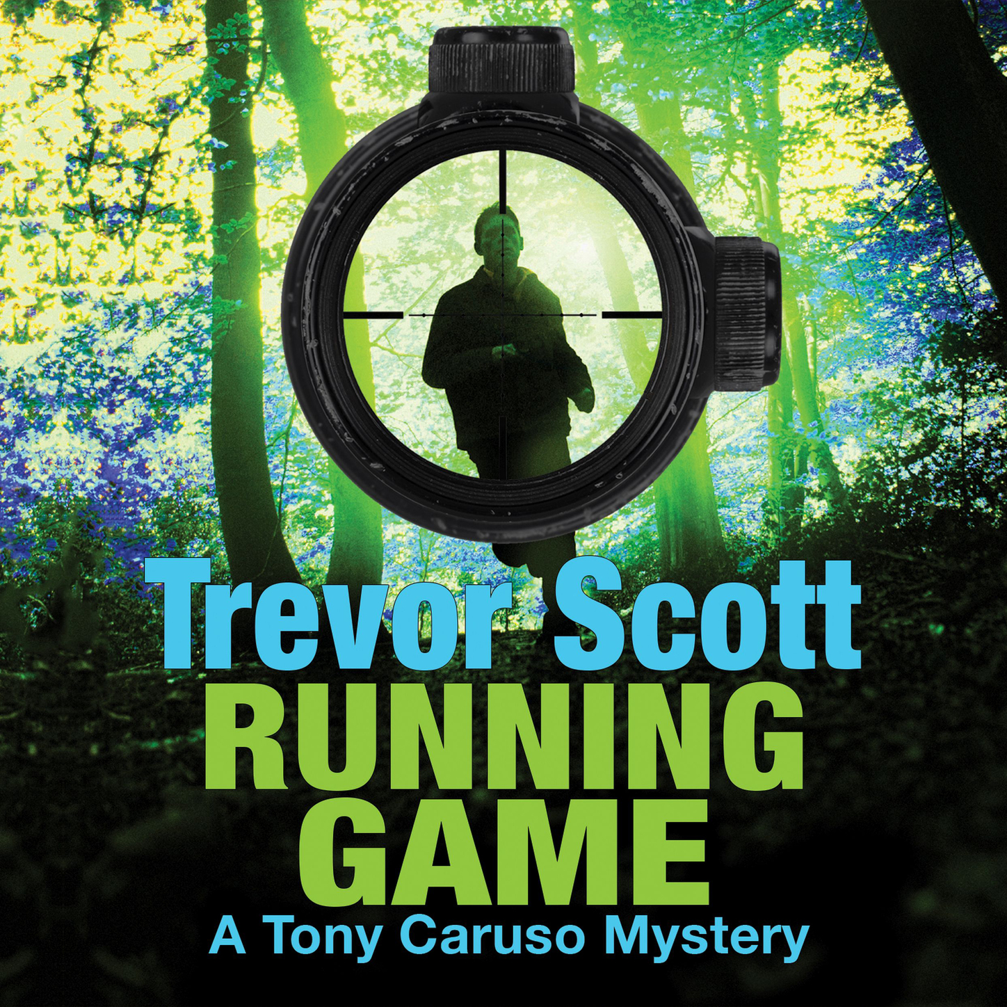 Running Game - A Tony Caruso Mystery 3 (Unabridged)