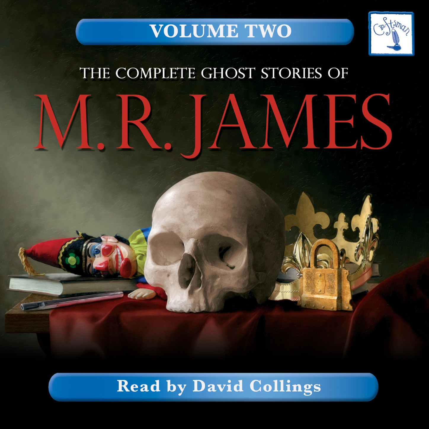 M. R. James The Complete Ghost Stories of M. R. James, Vol. 2 (Unabridged) m r james 20 haunting tales of mystery