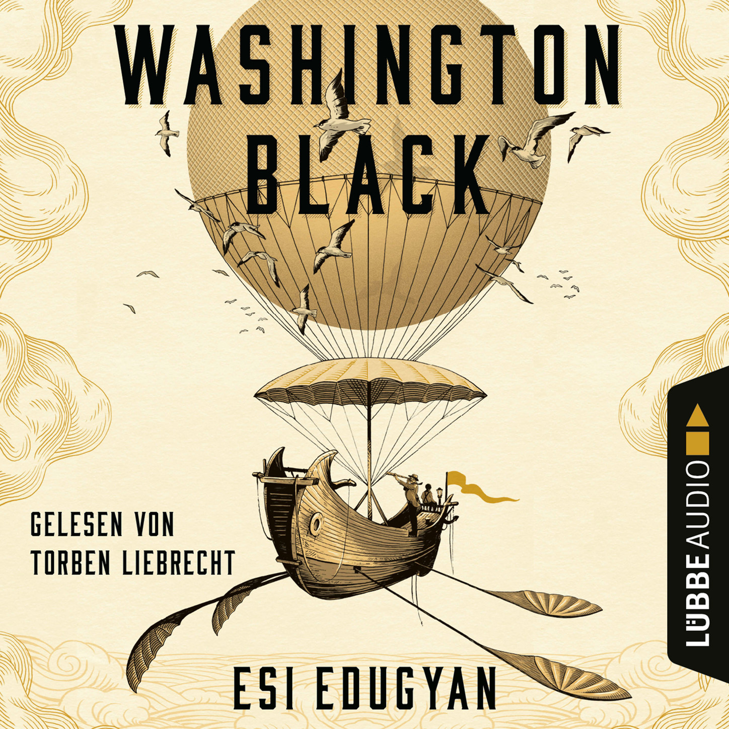 Esi Edugyan Washington Black (Ungekürzt)