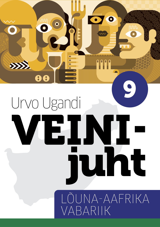 цена на Urvo Ugandi Veinijuht. 6. osa. Lõuna-Aafrika vabariik