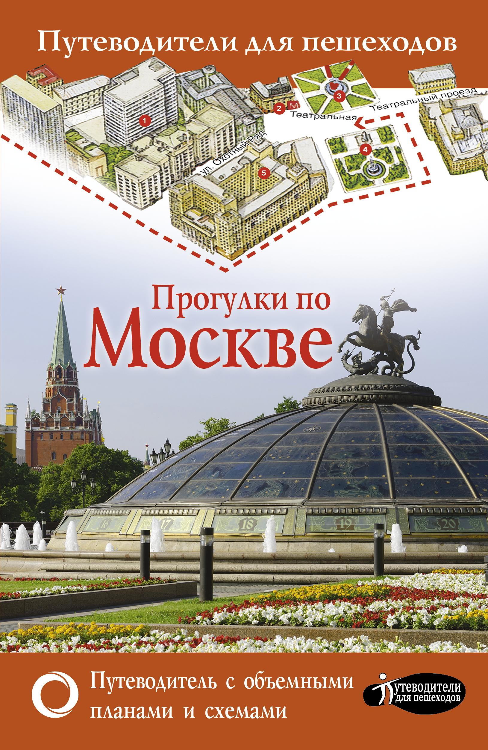 В. Н. Сингаевский Прогулки по Москве