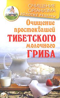 Константин Чистяков Очищение простоквашей тибетского молочного гриба агафонов владимир золотая простокваша молочного тибетского гриба