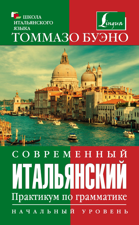 Томмазо Буэно Современный итальянский. Практикум по грамматике. Начальный уровень цена и фото