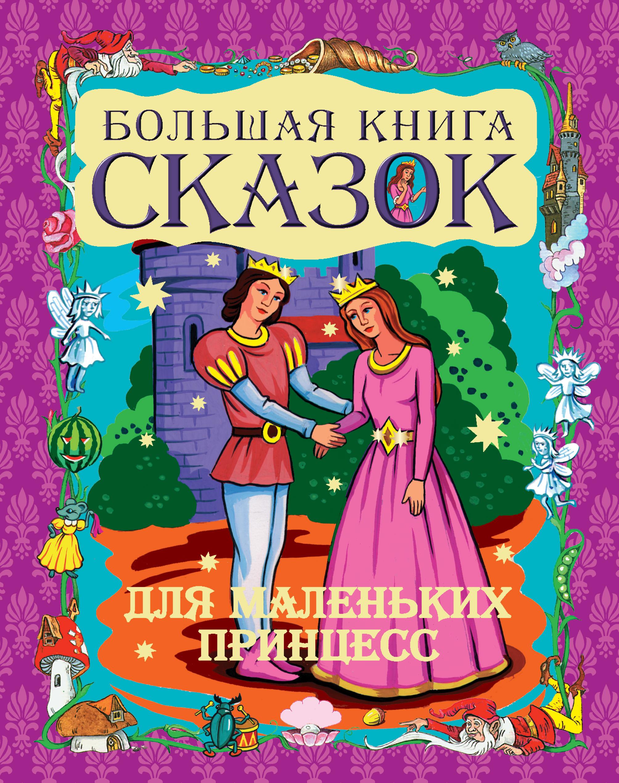 Отсутствует Большая книга сказок для маленьких принцесс книга pdf скачать