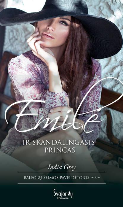 Фото - India Grey Emilė ir skandalingasis princas сарафан lova lova mp002xw18tit