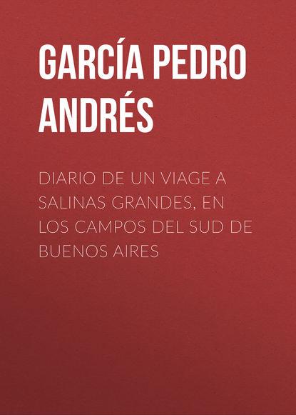 García Pedro Andrés Diario de un viage a Salinas Grandes, en los campos del sud de Buenos Aires alberto s santos amantes de buenos aires