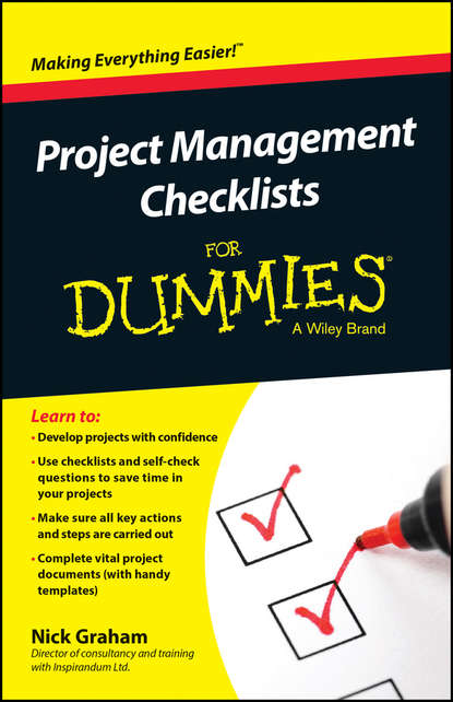 Nick Graham Project Management Checklists For Dummies mohamed el reedy a construction management for industrial projects a modular guide for project managers
