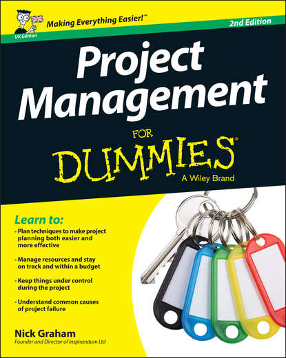 Nick Graham Project Management for Dummies - UK a simulation approach to project planning