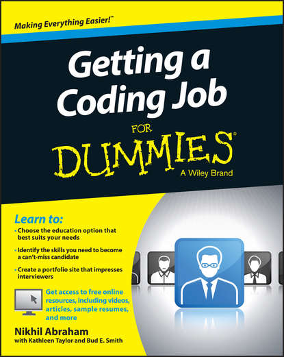 Nikhil Abraham Getting a Coding Job For Dummies peter gregory h getting an information security job for dummies