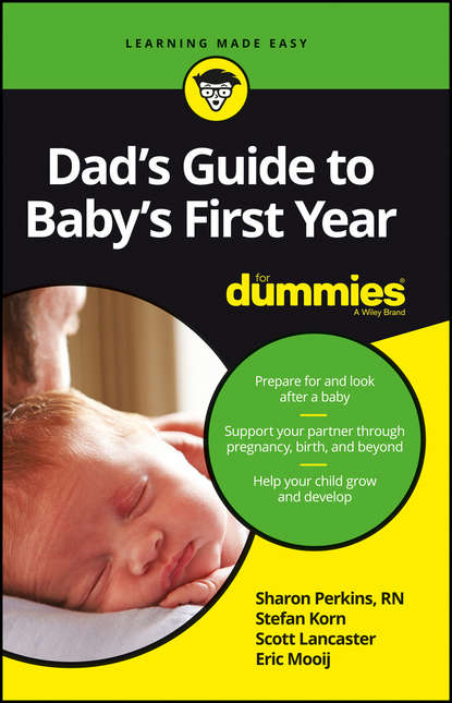 Sharon Perkins Dad's Guide to Baby's First Year For Dummies nicole avery planning with kids a guide to organising the chaos to make more time for parenting
