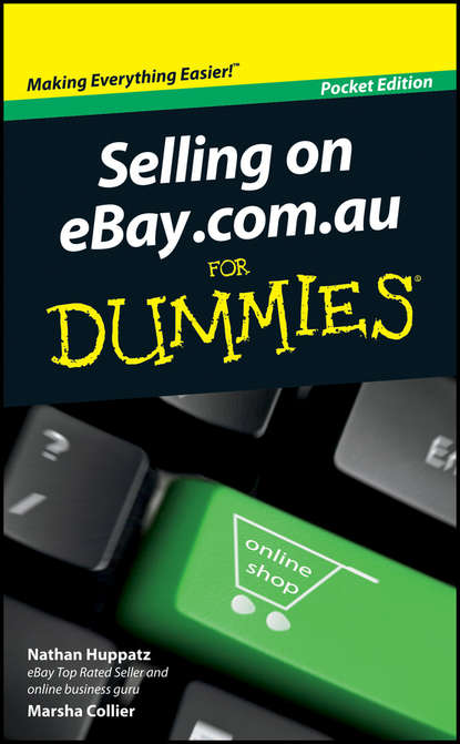 Marsha Collier Selling On eBay.com.au For Dummies ben kench selling for dummies