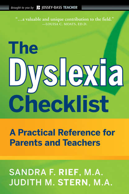 Judith Stern The Dyslexia Checklist. A Practical Reference for Parents and Teachers недорого