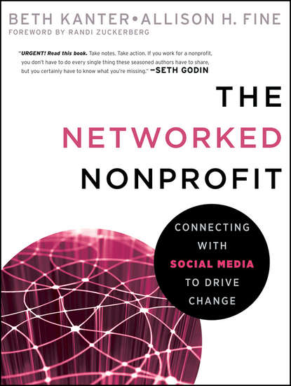Beth Kanter The Networked Nonprofit. Connecting with Social Media to Drive Change networked graphics