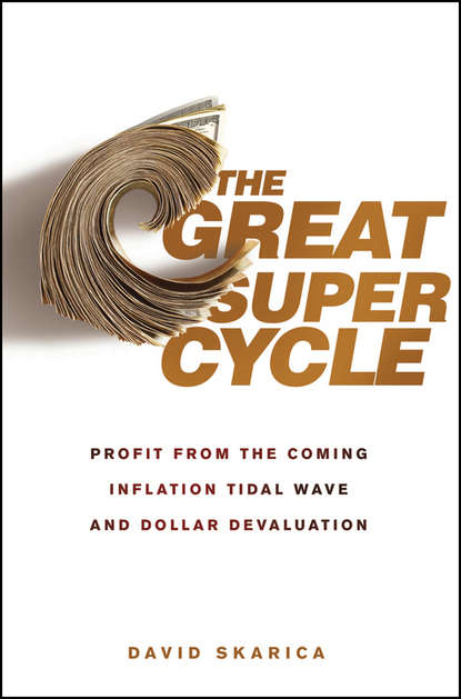 David Skarica The Great Super Cycle. Profit from the Coming Inflation Tidal Wave and Dollar Devaluation inflation as a global problem
