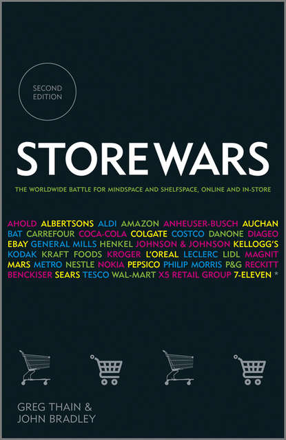 John Bradley Store Wars. The Worldwide Battle for Mindspace and Shelfspace, Online and In-store unknown sam lambert and the new way store a book for clothiers and their clerks