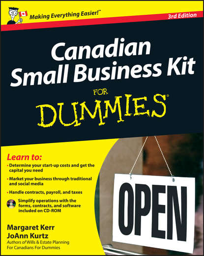 Margaret Kerr Canadian Small Business Kit For Dummies colin barrow starting and running a business all in one for dummies