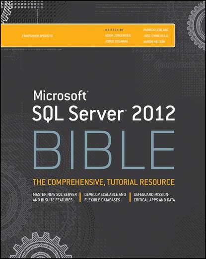 Patrick LeBlanc Microsoft SQL Server 2012 Bible paul atkinson beginning microsoft sql server 2012 programming