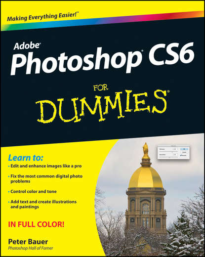 Peter Bauer Photoshop CS6 For Dummies barbara obermeier photoshop elements 2018 for dummies