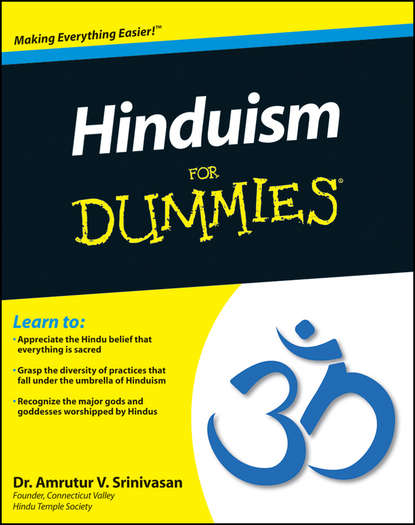 Amrutur Srinivasan V. Hinduism For Dummies the roots of hinduism
