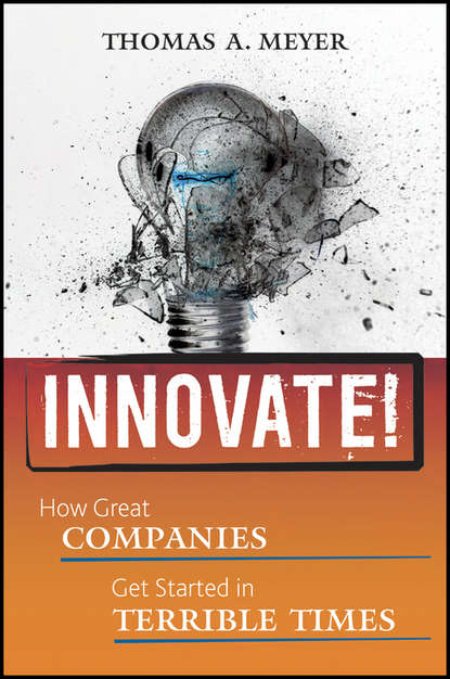 Thomas Meyer A. Innovate!. How Great Companies Get Started in Terrible Times martin d weiss the ultimate depression survival guide protect your savings boost your income and grow wealthy even in the worst of times
