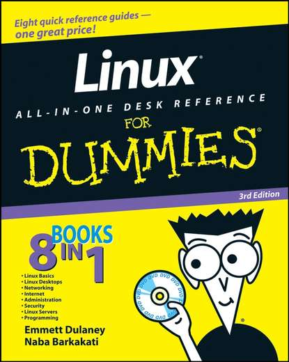 Emmett Dulaney Linux All-in-One Desk Reference For Dummies недорого