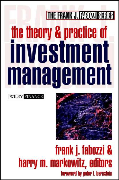 Frank J. Fabozzi The Theory and Practice of Investment Management bob litterman modern investment management an equilibrium approach