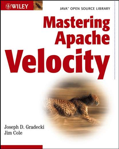 Jim Cole Mastering Apache Velocity theodore leung w professional xml development with apache tools xerces xalan fop cocoon axis xindice
