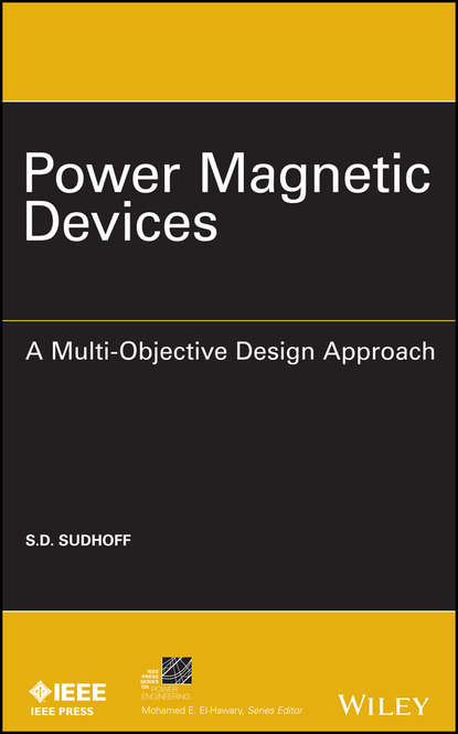Scott Sudhoff D. Power Magnetic Devices. A Multi-Objective Design Approach fuzzy multi objective multi index transportation problem