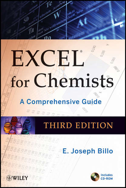 Excel for Chemists. A Comprehensive Guide