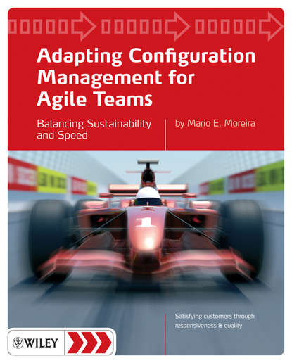 Фото - Mario Moreira E. Adapting Configuration Management for Agile Teams. Balancing Sustainability and Speed chiba agile