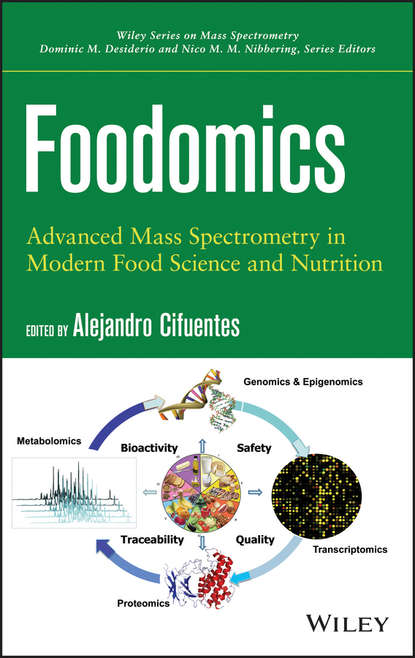 Alejandro Cifuentes Foodomics. Advanced Mass Spectrometry in Modern Food Science and Nutrition