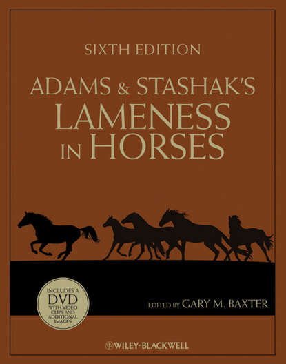 Gary Baxter M. Adams and Stashak's Lameness in Horses gary baxter m manual of equine lameness