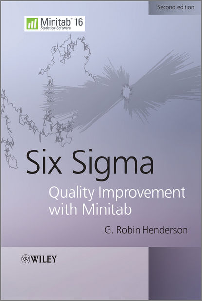 G. Henderson Robin Six Sigma Quality Improvement with Minitab exponentially weighted moving average control chart