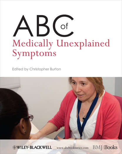 Christopher Burton ABC of Medically Unexplained Symptoms symptoms of withdrawal cd