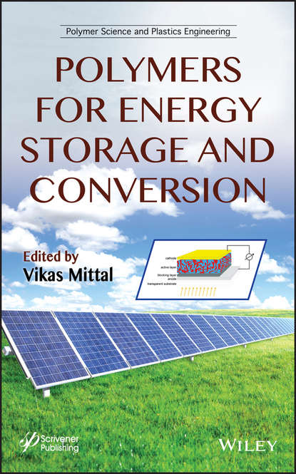 Vikas Mittal Polymers for Energy Storage and Conversion nanocatalysts for improved solar energy conversion efficiency in dsscs