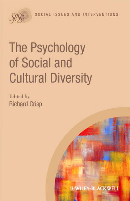 Фото - Richard Crisp J. The Psychology of Social and Cultural Diversity dr brown terence ireland a social and cultural history 1922–2001