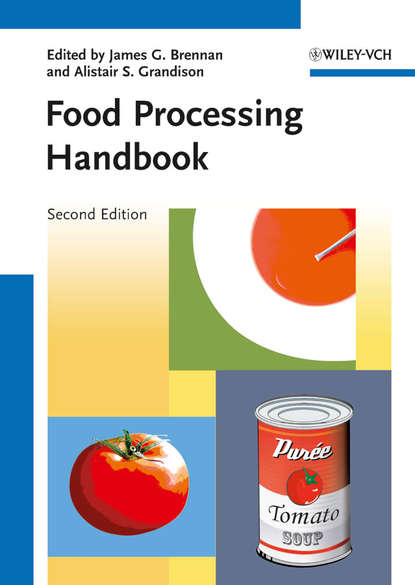 Фото - Grandison Alistair S. Food Processing Handbook peter smith g applications of fluidization to food processing