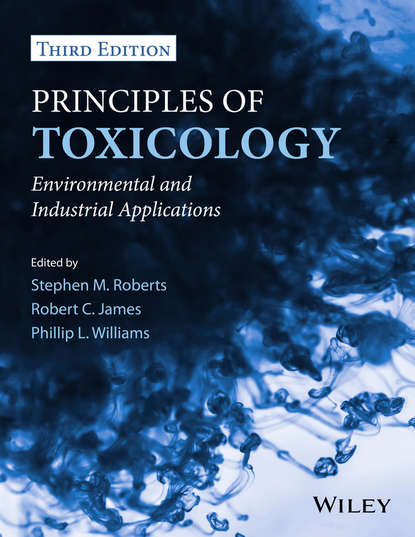 Phillip Williams L. Principles of Toxicology. Environmental and Industrial Applications claude hughes l translational toxicology and therapeutics